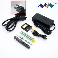 Miniware TS100 Soldering Iron Set With US Power Supply Digital B2 BC2 I Tips US