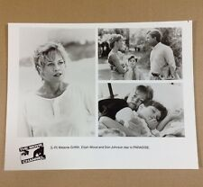 Melanie Griffith Don Johnson Elijah Wood Paradise Movie Still Press Photo Film