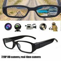 HD 1080P Sports Camera Hidden Eyewear Spy Glasses Cam DV DVR Video Camcorder
