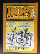 Rare revue BD Hop  N° 55 1993 TBE