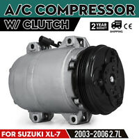 AC A/C Compressor Fits 03-06 For Suzuki XL-7 CO 10882JC 9520054JA0
