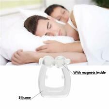 Anti snoring nose clip Silicone Magnetic Nose Clip sleep well