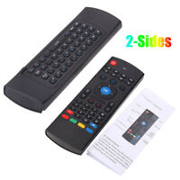 2.4GHz Wireless Multimedia Keyboard Air Mouse Remote for PC Android TV BOX