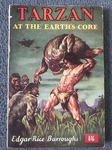 Tarzan At The Earth's Core No.4 - Edgar Rice Burroughs 1958-9