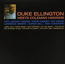 Ellington,Duke / Haw - Duke Ellington Meets Coleman Hawkins [New Vinyl]