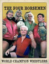 Custom made The Four Horsemen wrestling card LJACards