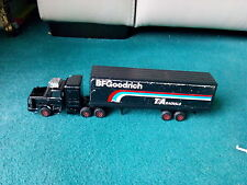 CORGI LEYLAND SCAMMELL TRUCK AND TRAILER