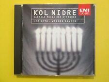 Kol Nidre Sakrale Musik der Synagoge CD
