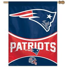 NFL: New England Patriots  Banner/Vertical Flag 27 x 37 inches   New