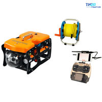 ThorRobotics Underwater Drone HD ROV With 30M Wire and FPV Real Time View Record