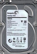 ST4000DM000 P/N: 1F2168-300 F/W: CC54 TK Z30 Seagate 4TB