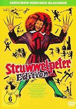 REPUBBLICA FEDERALE GERMANIA Märchen Classic STRUWWELPETER EDIZIONE Donna Holle