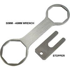 Showa Fork Wrench Cap Tool Stopper CRF450 CRF250 RMZ250 RMZ450 KX250 46mm 50mm