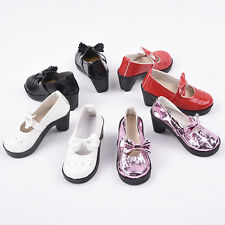 1 Pair Doll Shoes For 1/3 SD Girl BJD Dollfie Toy Gift Fashion Doll Clothes Tool