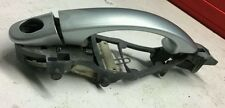 VW GOLF JETTA EOS 05-15 FRONT RIGHT OUTER DOOR HANDLE SILVER 1K0837885A complete