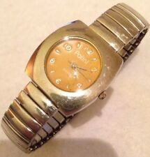 Polini Designer Silver Tone Working Quartz Watch