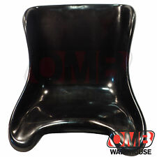 "Go Kart Racing Seat - Star Fiberglass Sprint 16"" Wide XXL Drift Trike Extra XL"