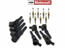 8 pack Ignition Coil FD503T, 8 Spark Plug SP515 For Ford V8 & Lisle 65600 Tool