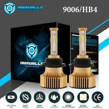 4sides 9006 HB4 LED Headlight Bulb Low Beam 375000LM 2500W 6000K HID Xenon White