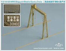 Fivestar 1/700 WWII Shipyard Mobile Gantry Crane FS710139
