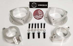 "[SR] Billet 3"" Lift Kit Spacers for 00-04 Subaru Legacy / Outback & 03-06 Baja"