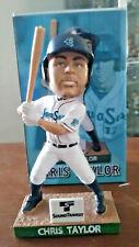 Chris Taylor CT3 ~ 2018 Everett Aquasox Bobblehead SGA LA Dodgers fan favorite