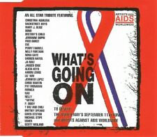 Artists Against AIDS Worldwide-What's Going On CD SINGLE