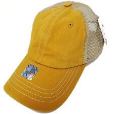 Women Men Baseball Hat Cap Pigment Low Profile Washed Mesh Trucker Wholesale Set