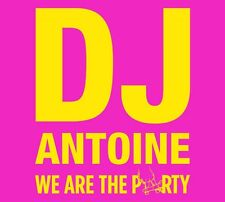 DJ Antoine-we are the party 2 CD NUOVO
