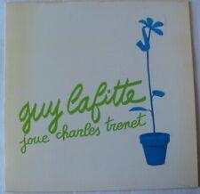 GUY LAFITTE (LP 33T) JOUE CHARLES TRENET