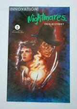 NIGHTMARE ON ELM STREET #2 ~ Innovation 1991 ~ Freddy Krueger