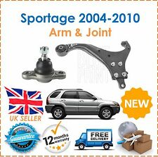 For Kia Sportage 2004-2010 Front Right Lower Wishbone Arm & Ball Joint New