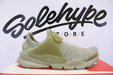 NIKE SOCK DART BR BREATHE TROOPER OLIVE GREEN BREATHE 909551 200 SZ 10