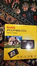 Open Box - Kodak PIXPRO FZ53 16 MP Digital Camera - BLUE - 819900012583