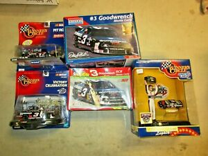 Winners Circle Dale Earnhardt Pit Row Starting lineup Revell Model Toy car Lot