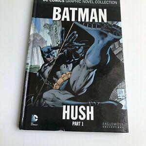 Dc comics graphic novel collection - Batman Hush Part 1 eaglemoss