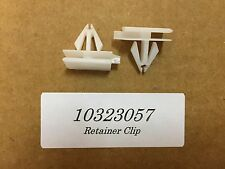 Set of 15 GM Rocker Moulding Clips For Buick Chevy Cadillac Pontiac 10323057