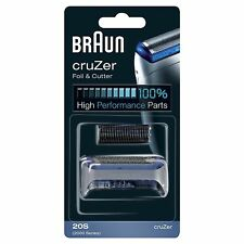 BRAUN CruZer Foil & Cutter 20S Replacement Type Use parts 20s 2000 series V_s
