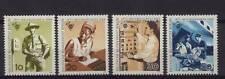 Berlín 1969 Sg #b 333-6 oficina de correos sindicales Mnh Set