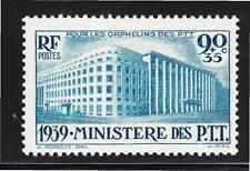 FRANCE N°  424 ** neuf sans charnière, TTB