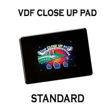 "VDF CLOSE UP PAD STANDARD BLACK MAT 16"" x 11"" BY DI FATTA MAGIC COIN CARD TRICKS"