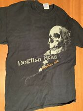 Dogfish Head Craft Brewery Punkin Ale Ales Beer Mens M, T Shirt VIntage Rare