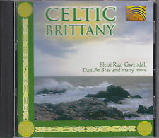 Celtic Brittany - Bleizi Ruz, Gwendal, Dan Ar Bras and many more