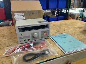 110V RK2670AM 5KVAC 100VA Withstand Hi-Pot Tester Withstand Voltage Tester New
