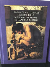 POEMS OF CHILDHOOD  Scibner MAXFIELD PARRISH Limited Edition ONLY 1/100 copies