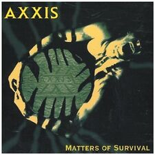 Axxis Matters of survival (1995) [CD]
