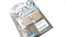 Ashima Semi-Metal Brake Pads For Hope Mini Calipers no retaining spring.