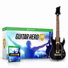 Guitar Hero Live Bundle - Xbox One NEW AND SEALED