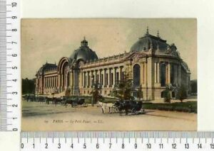 """11692) PC France Early '900 """" Paris - The Petit Palais """""""
