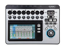 QSC TouchMix-8  8-Channel Compact Digital Mixer with Touchscreen